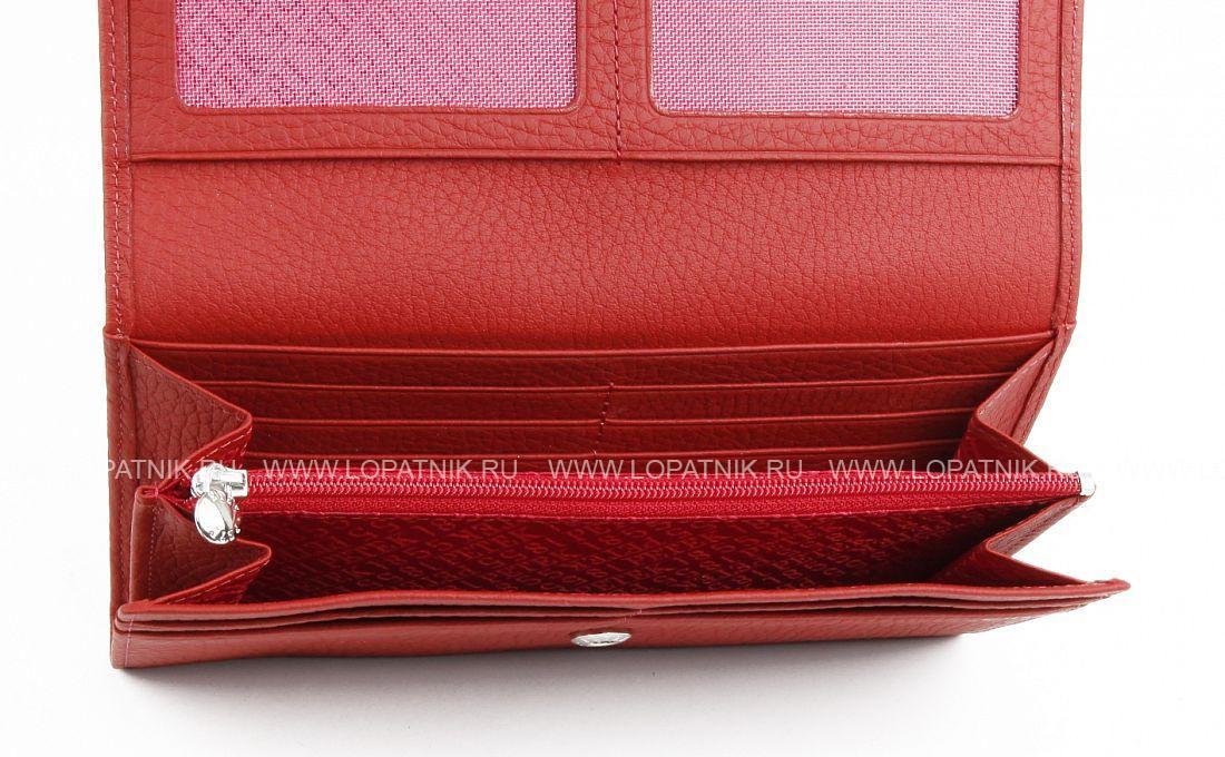 d87c7f67834c Кошелек женский кожаный Petek 466.234.10, Красный цена 7 680 руб ...