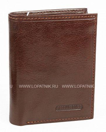 Купить Портмоне мужское кожаное CHIARUGI 1264 MARR, Коричневый, Натуральная кожа