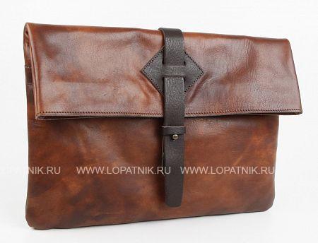 Купить Кожаная папка для ноутбука CHIARUGI 52007 MARR, Коричневый, Натуральная кожа