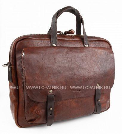 Купить Деловая сумка CHIARUGI 54635 MARR, Коричневый, Натуральная кожа