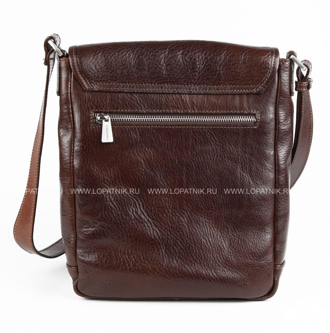 1122082eaf4b Мужская сумка на плечевом ремне Chiarugi 92551 moro, Коричневый цена ...