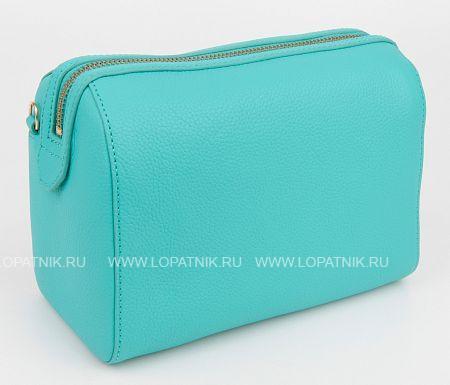 Женская кожаная сумка синяя VELES W15702.199.32
