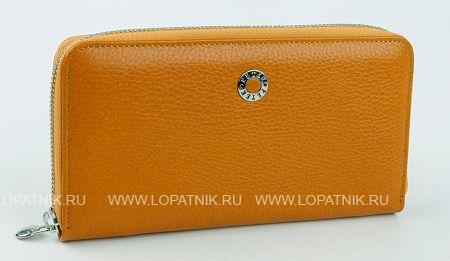 Купить Женское кожаное портмоне PETEK 397/2.PGT.14, Оранжевый, Натуральная кожа