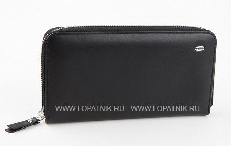 Купить Женское кожаное портмоне PETEK 397/3.000.01, Черный, Натуральная кожа