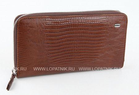Купить Женское кожаное портмоне PETEK 397/3.041.02, Коричневый, Натуральная кожа