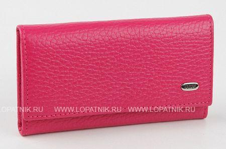 Женская кожаная ключница PETEK 518.46D.44