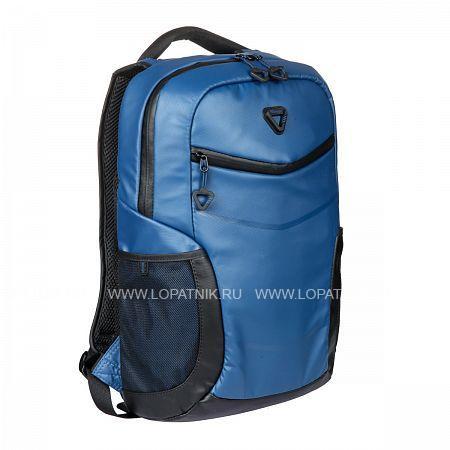 Купить Рюкзак-органайзер кожаный VERAGE GM16086-13A 17 DARK BLUE, Синий, Полиэстер (тканевый)