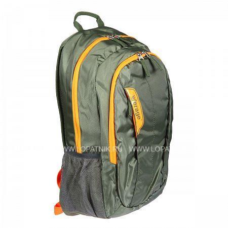 Купить Рюкзак VERAGE VG621614 20 GREEN, Зеленый, Полиэстер (тканевый)