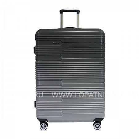Купить Чемодан на колесах пластиковый VERAGE GM16037W28 GREY, Серый, Пластик