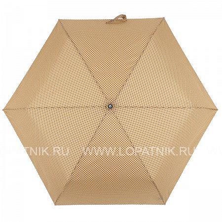 Купить Зонт автомат женский FLIORAJ 6088 FJ, Бежевый, Полиэстер (тканевый)