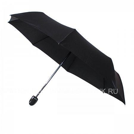 Купить Зонт автомат мужской FLIORAJ 010101 FJ, Черный, Полиэстер (тканевый)