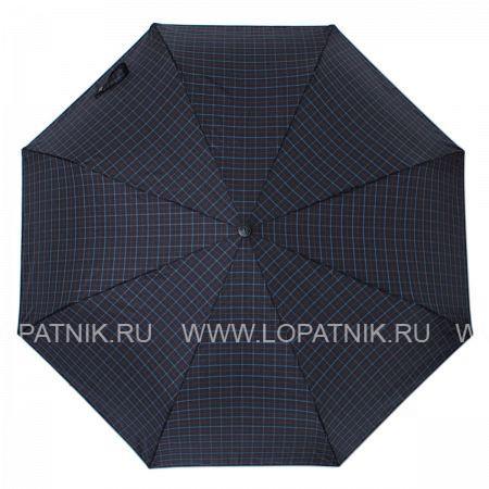 Купить Зонт автомат мужской FLIORAJ 31001/1 FJ, Синий, Черный, Полиэстер (тканевый)
