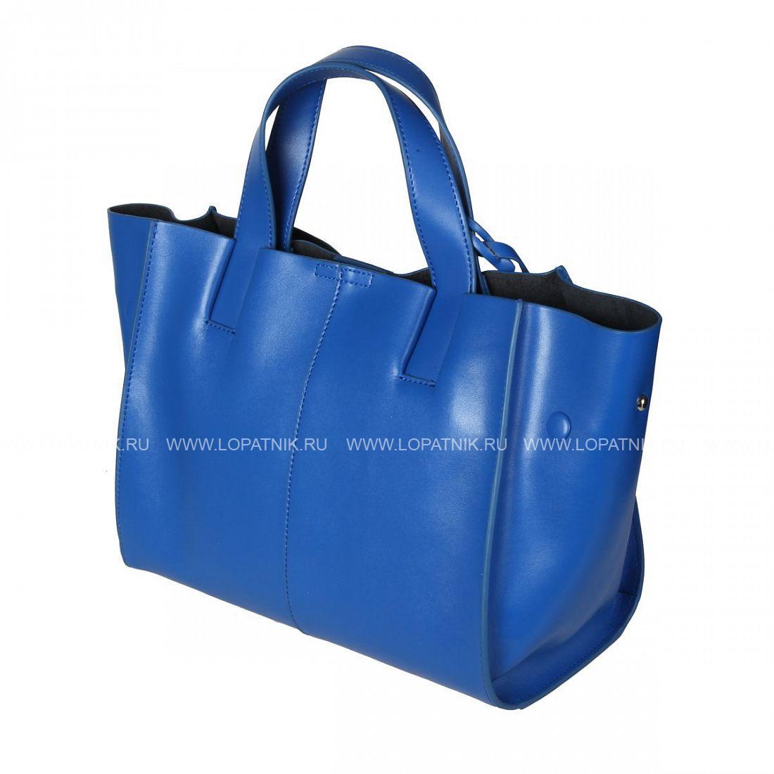 8d189bb9a1bb Сумка кожаная женская Sergio Belotti 28 blue, Синий цена 8 900 руб ...