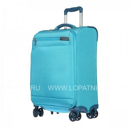 Купить Чемодан на колесах тканевый VERAGE GM17016W20 WATER BLUE, Голубой, Полиэстер (тканевый)