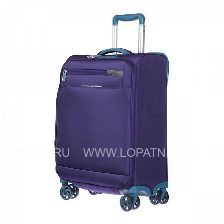Купить Чемодан на колесах тканевый VERAGE GM17016W20 PURPLE, Фиолетовый, Полиэстер (тканевый)