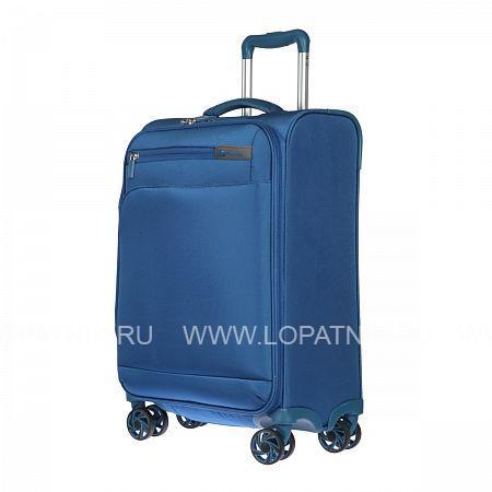 Купить Чемодан на колесах тканевый VERAGE GM17016W20 DARK BLUE, Синий, Полиэстер (тканевый)