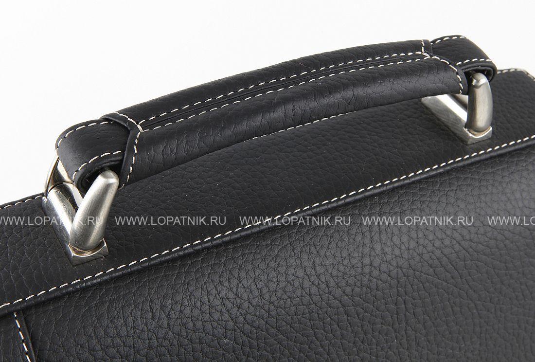 c23e2a90a2b2 Сумка-планшет мужская кожаная Petek 848.234.KD1, Черный цена 31 920 ...