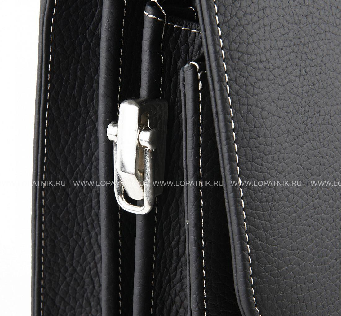 d1d9d49cabe2 Сумка-планшет мужская кожаная Petek 850.234.KD1, Черный цена 36 860 ...
