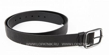 Купить Ремень кожаный мужской ALVORADA 041/40/1, Черный, Натуральная кожа