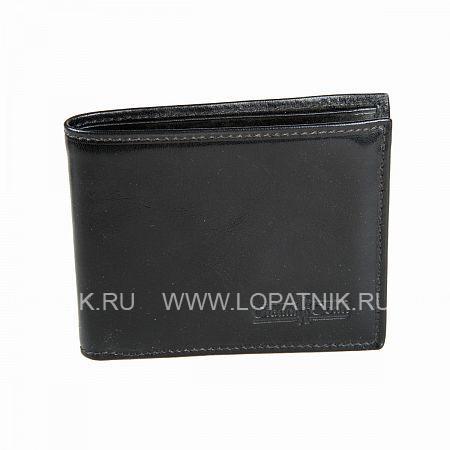 Купить Портмоне GIANNI CONTI 907010 BLACK, Черный, Натуральная кожа