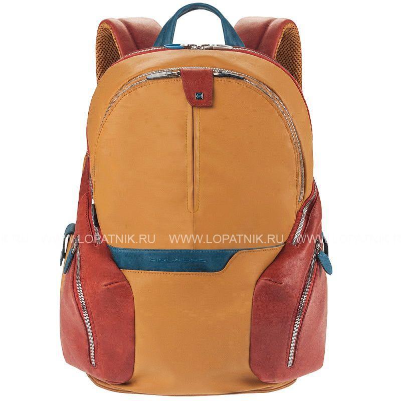 a3db92280ef5 Рюкзак с отделением для ноутбука Piquadro CA2943OS/G, цена 34 900 ...