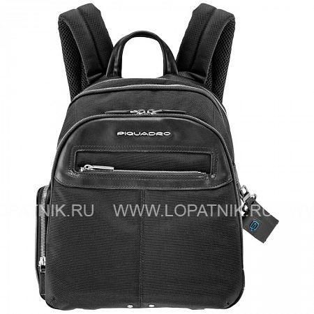 Купить Рюкзак-сумка для ПК PIQUADRO CA1886LK/N, Натуральная кожа