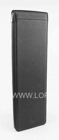 Купить со скидкой Чехол для галстуков ALVORADA 9001 BLACK FLOTTER