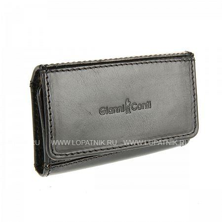 Купить Ключница GIANNI CONTI 909070 BLACK