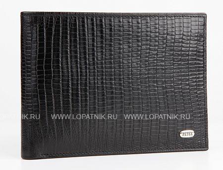 Купить Портмоне PETEK 108.041.01, Черный, Натуральная кожа