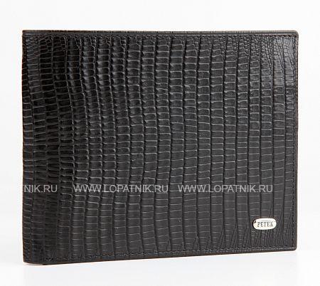 Купить Портмоне PETEK 139.041.01, Черный, Натуральная кожа