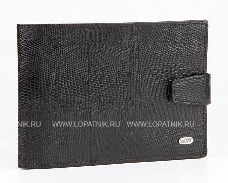 Купить Портмоне PETEK 149.041.01, Черный, Натуральная кожа
