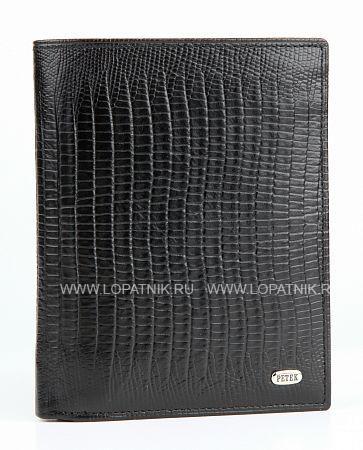 Купить Портмоне PETEK 211.041.01, Черный, Натуральная кожа