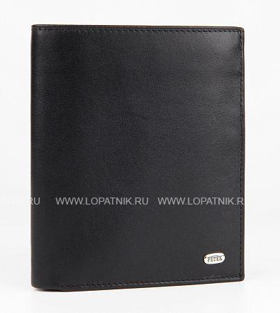 Купить Портмоне PETEK 216.000.01, Черный, Натуральная кожа