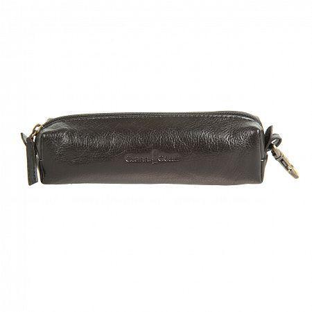 Купить Ключница GIANNI CONTI 705189 BLACK, Черный, Натуральная кожа