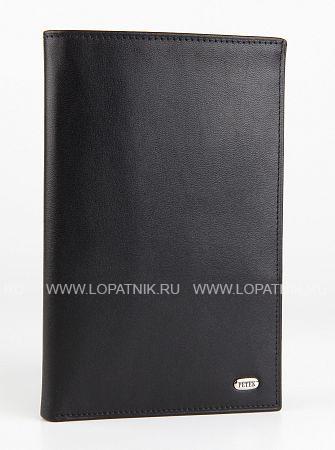 Купить Портмоне PETEK 574.000.01, Черный, Натуральная кожа