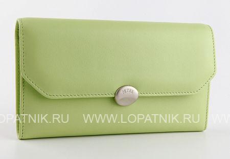 Купить Кошелек женский PETEK 408.167.93, Желтый, Натуральная кожа