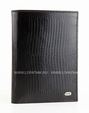 Купить Портмоне PETEK 597.173.01, Черный, Натуральная кожа