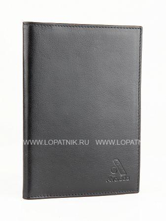 Купить со скидкой Обложка для автодокументов ALVORADA 2001 BLACK