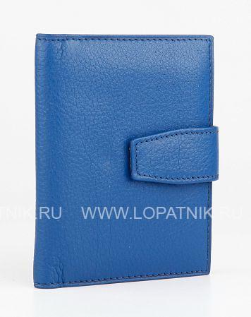 Купить Визитница ALVORADA 3001N BLUE, Синий, Натуральная кожа
