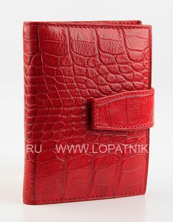 Купить со скидкой Визитница ALVORADA 3001N RED CROCO