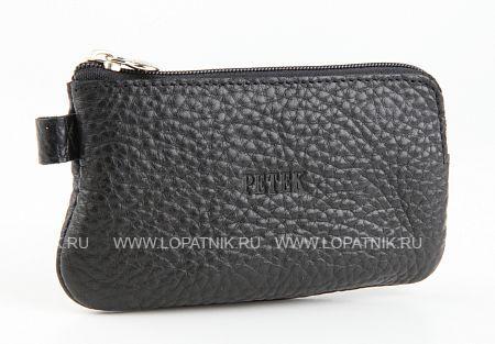 Купить Ключница PETEK 534.46B.01, Черный, Натуральная кожа