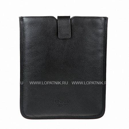 Купить Чехол для iPad PICARD 8111 BLACK, Черный, Натуральная кожа
