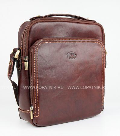 Купить Сумка на плечевом ремне TONY PEROTTI 333355/2, Коричневый, Натуральная кожа