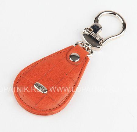 Купить Брелок PETEK 508.023.37, Оранжевый, Натуральная кожа