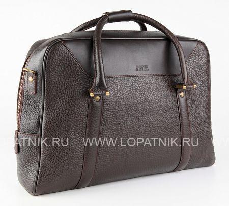 Купить Сумка PETEK 3909.46B.02, Коричневый, Натуральная кожа