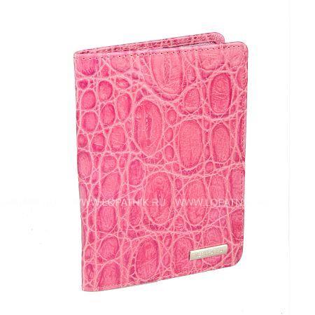 Купить Обложка для автодокументов NERI KARRA 0032.1-20.35, Розовый, Натуральная кожа