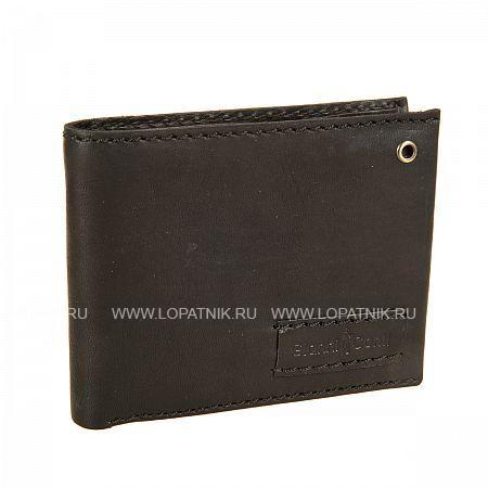 Купить Портмоне мужское GIANNI CONTI 1227100 BLACK, Черный, Натуральная кожа