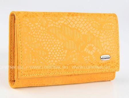 Купить Ключница PETEK 509.109.14, Желтый, Натуральная кожа