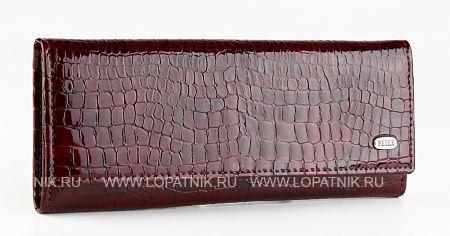 Купить Ключница PETEK 520.091.03, Бордовый, Натуральная кожа