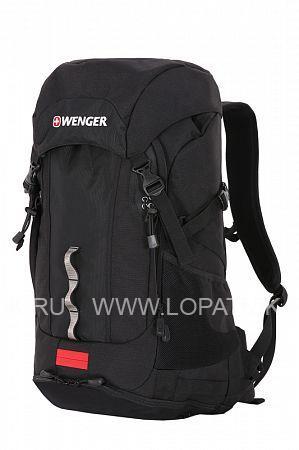 Купить Рюкзак цв. серый/черный WENGER 30582299, Полиэстер (тканевый)